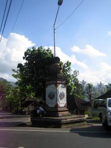 Manggis, het mangosteen-dorp