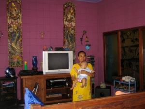 Sri's moeder