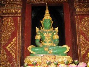 Emerald Buddha, Chiang Mai