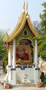 Weer eens een ander buddhabeeld